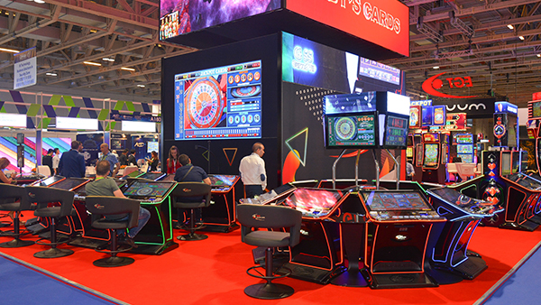 EGT & EGT Multiplayer - The Bulgarian mark at G2E Asia